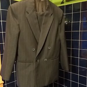 Boys Double breasted suit